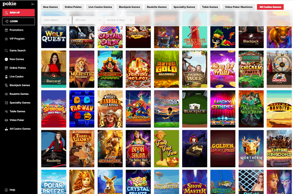 Play the best online pokies in Australia and New Zealand