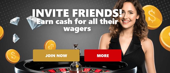 Invite Friends Bonus