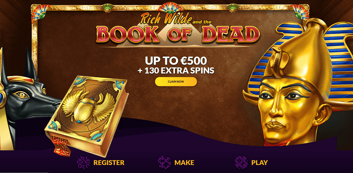 Extra Free Spins, Free Money and Tournaments