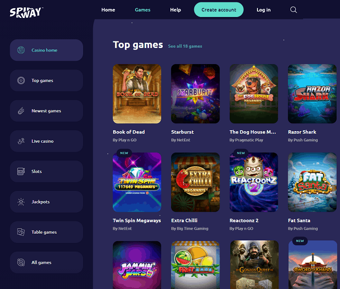 Play The Best Curacao Licenced Casino