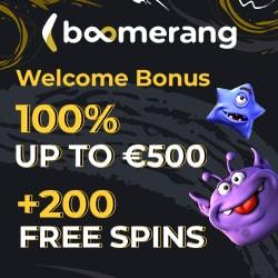 Boomerang Exclusive Bonus