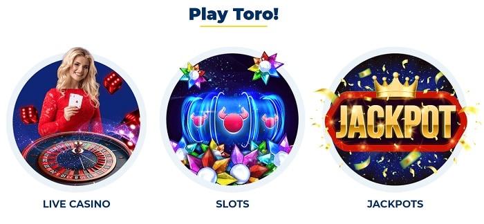 Play Toro Games