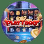 PlayToro Casino 25 gratis spins and €100 free cash bonus