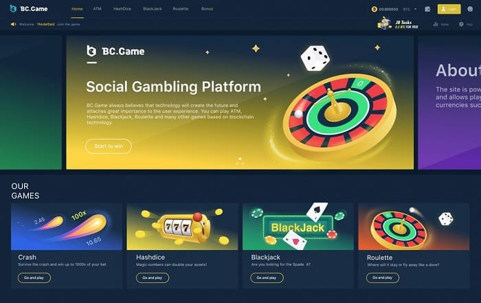 Play Now and Win Bitcoin