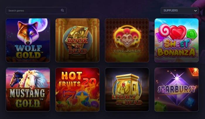 Praise Casino Slots, Games, Live Dealer