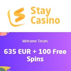 StayCasino Bonus and Free Spins