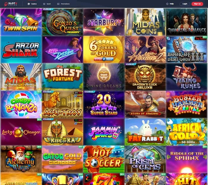 Cslot V Casino Bonus