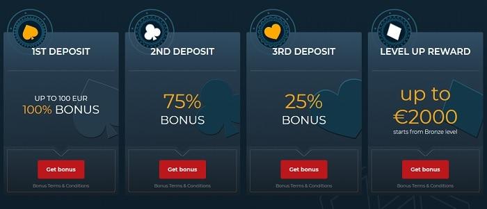 Cash Back Bonus