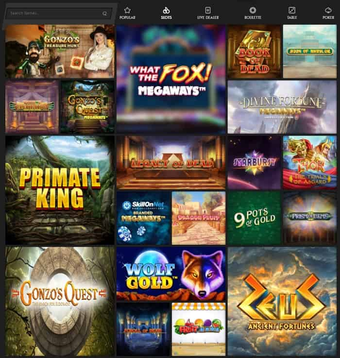 Miami Jackpots Casino Review