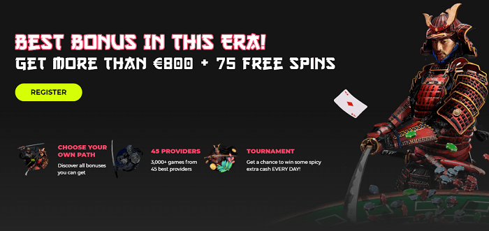 Exclusive Free Spins Bonus