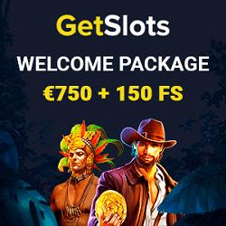 GetSlots free spins