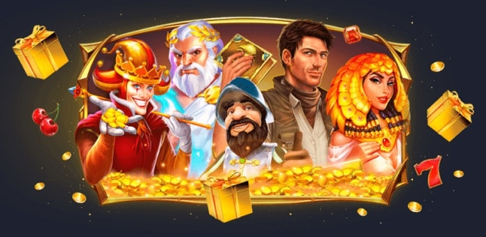 GetSlots Casino Games