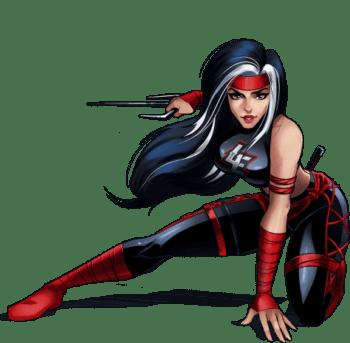 Lucky Elektra Support