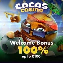Cosos Casino banner