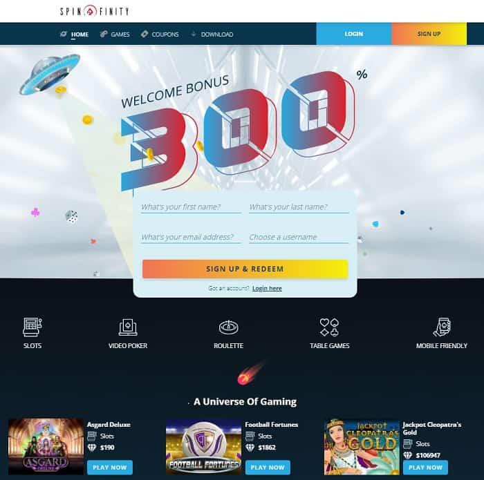 300% welcome bonus or 500% bitcoin bonus